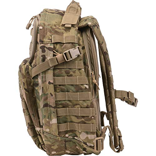 5.11 RUSH24 Tactical Backpack Med First Aid Patriot Bundle - Multicam - backpacks4less.com