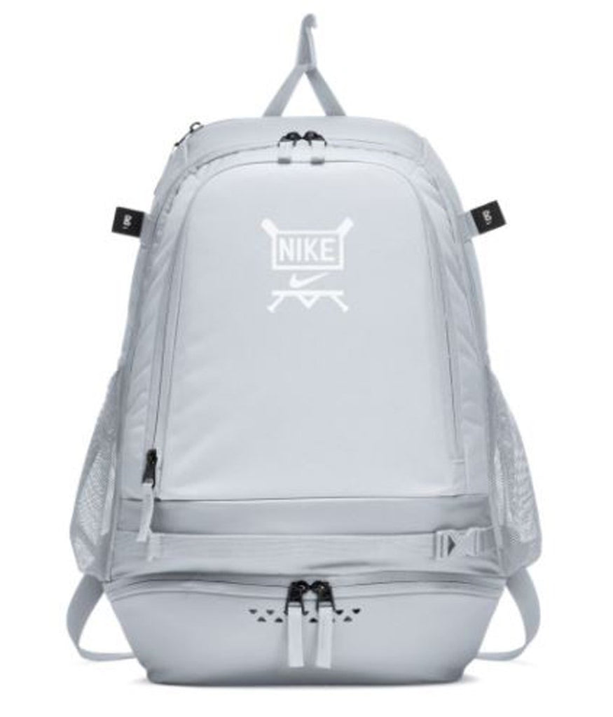 Nike Vapor Select Backpack OSFA Gray - backpacks4less.com