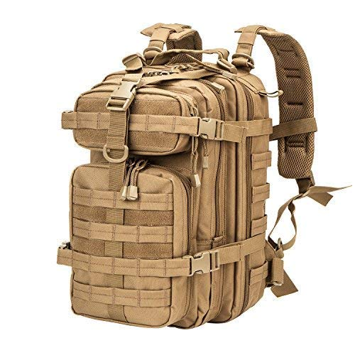 Small Military Tactical Backpack 30L Assault Backpack Tactical Bag - backpacks4less.com