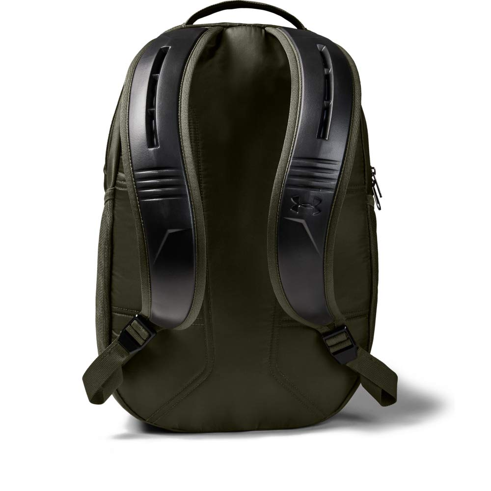 Under Armour Recruit Backpack 2.0, Guardian Green//Silver, One Size Fits All - backpacks4less.com