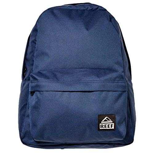 Reef Mens Moving On Backpack, Indigo, One Size - backpacks4less.com