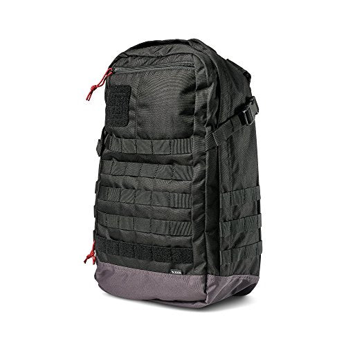 5.11 Rapid Origin Tactical Backpack with Laptop Sleeve, Hydration Pocket, MOLLE, Style 56355, Black