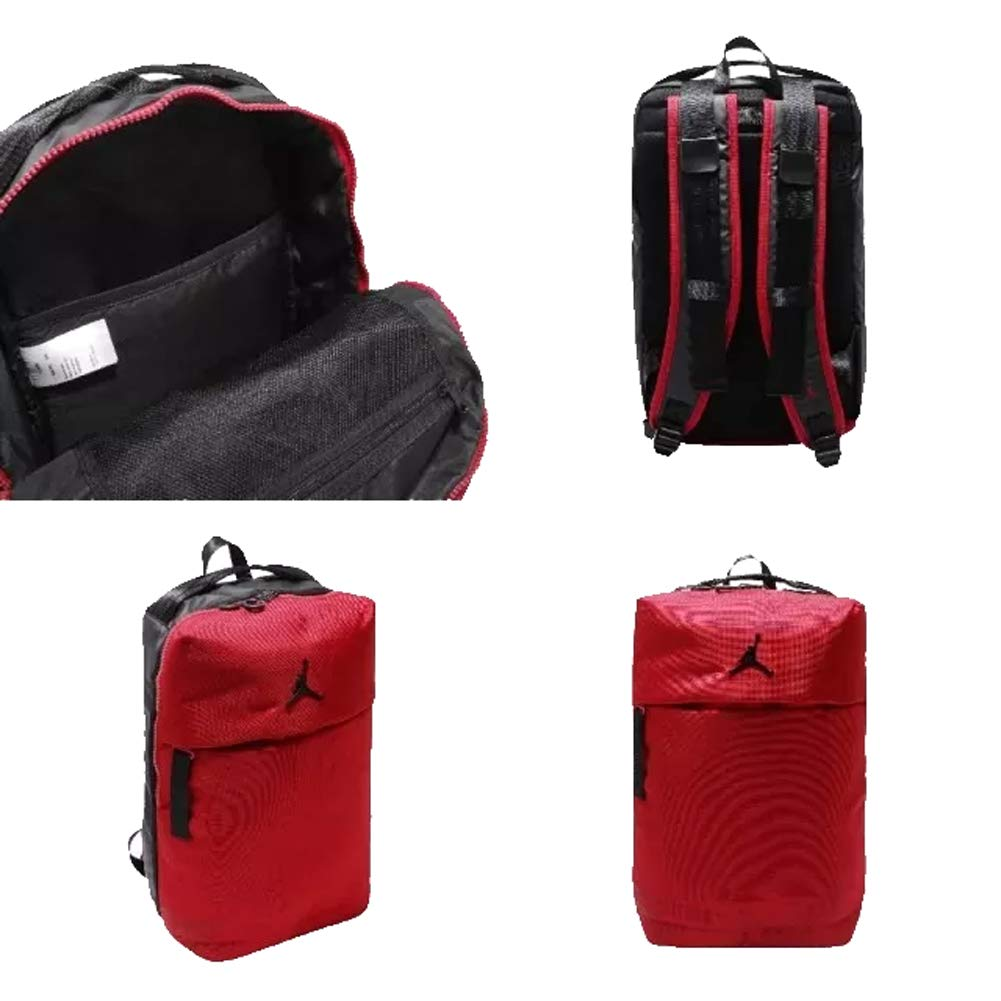 Nike Jordan Urbana Backpack (One Size, Gym Red) - backpacks4less.com