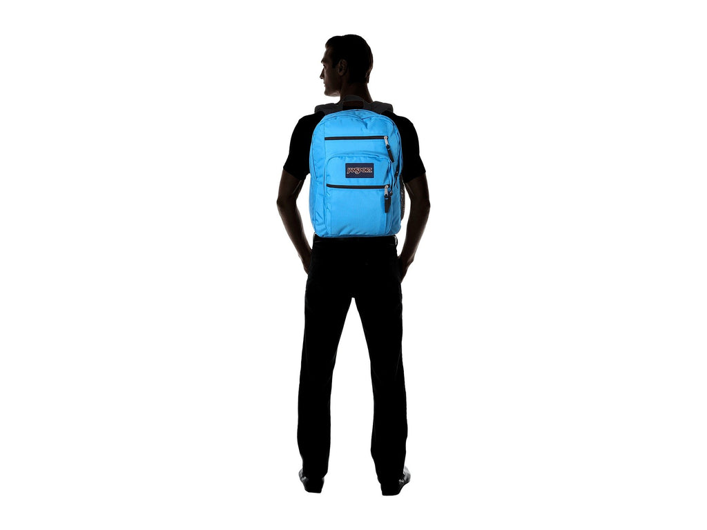 JanSport Big Student Backpack Swedish Blue One Size - backpacks4less.com