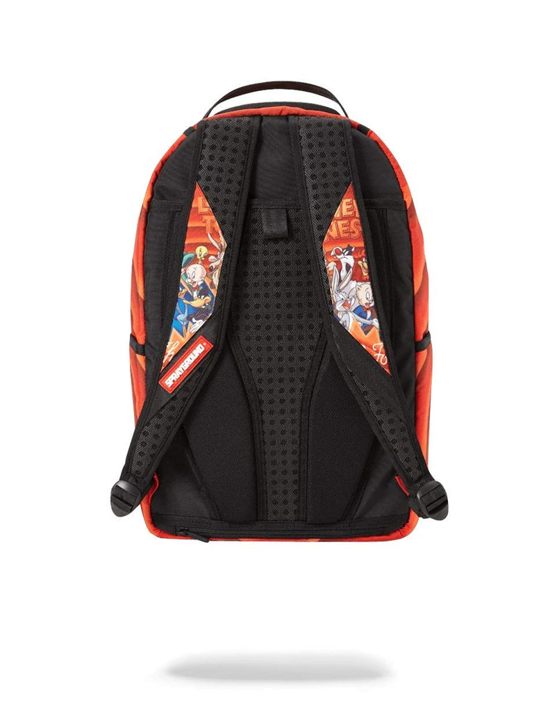 SPRAYGROUND BACKPACK THAT'S ALL SHARKS! - backpacks4less.com