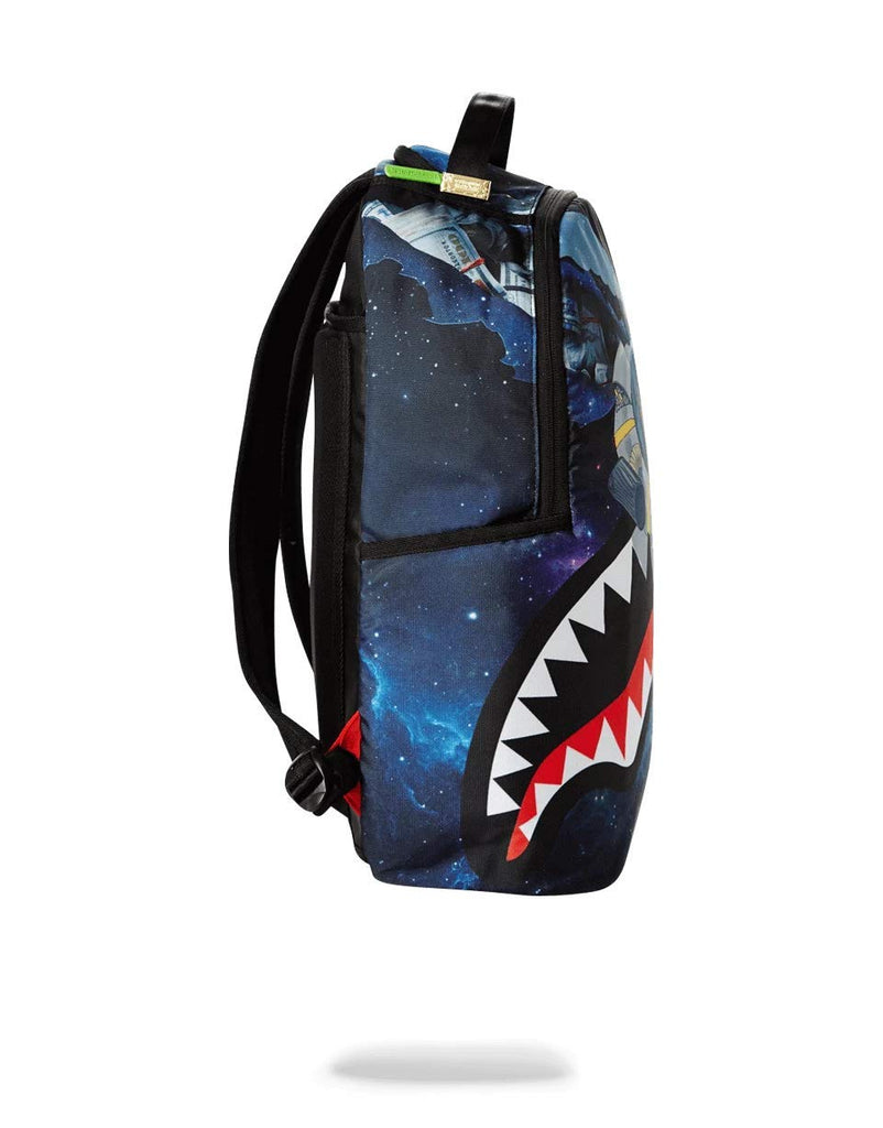 SPRAYGROUND BACKPACK RICK & MORTY CRASH - backpacks4less.com