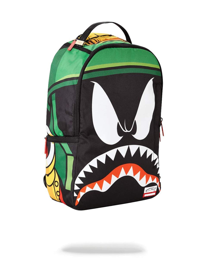 SPRAYGROUND BACKPACK MARVIN THE MARTIAN SHARK - backpacks4less.com