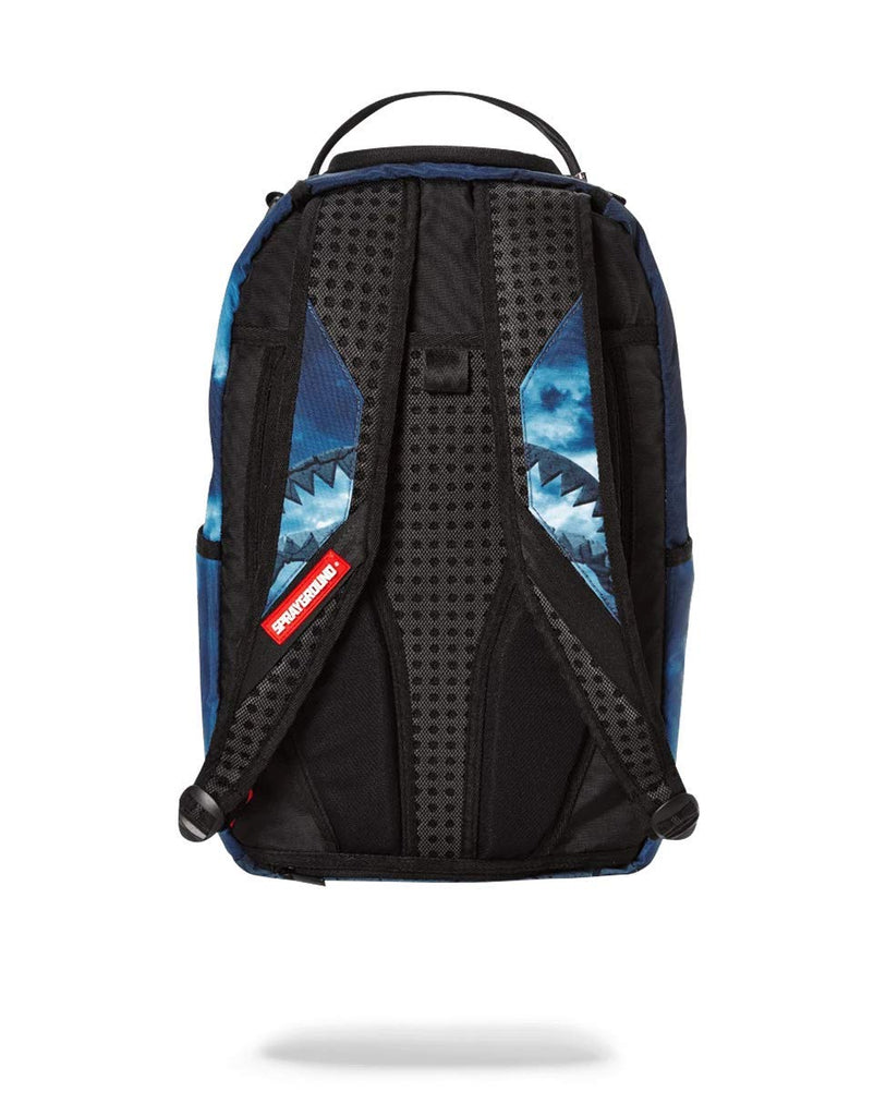 SPRAYGROUND BACKPACK BATMAN 80TH ANNIVERSARY SHARK - backpacks4less.com
