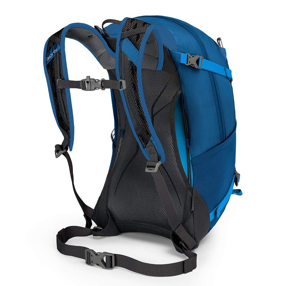 Osprey Packs Hikelite 26 Backpack, Bue Bacca, OneSize - backpacks4less.com