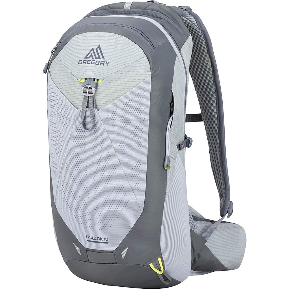 Gregory Miwok 18 Hiking Backpack (Graphite Grey) - backpacks4less.com