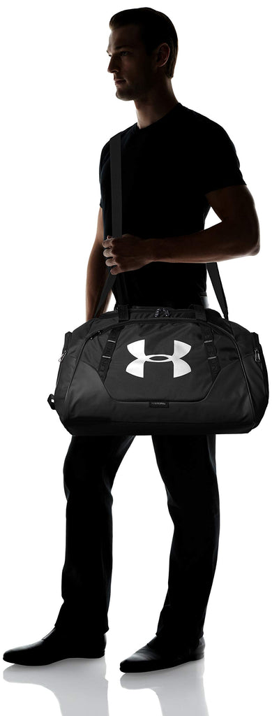 Under Armour Undeniable Duffle 3.0 Gym Bag, Black (003), - backpacks4less.com