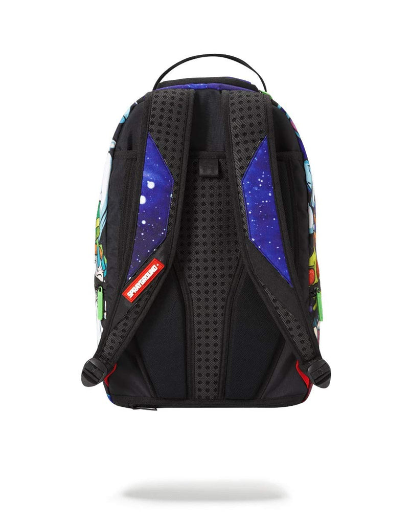 SPRAYGROUND BACKPACK RICK & MORTY CRAMMED - backpacks4less.com