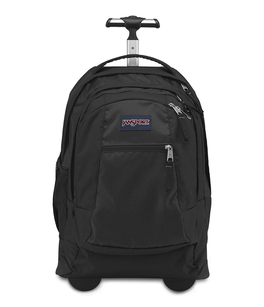 Jansport DRIVER 8 BLACK - backpacks4less.com