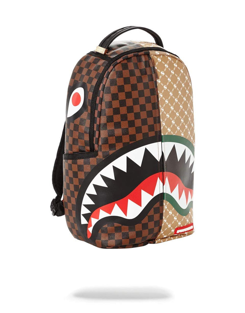 SPRAYGROUND BACKPACK PARIS VS FLORENCE SHARK - backpacks4less.com