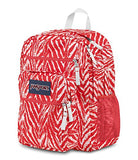 JanSport Unisex Big Student Coral Peaches Wild Heart One Size - backpacks4less.com