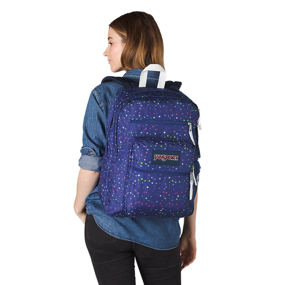 JanSport Big Student Backpack - Scattered Stars - Oversized - backpacks4less.com