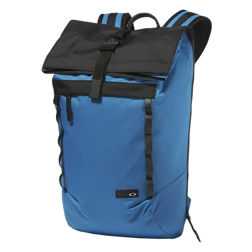 Oakley Men's Voyage 23l Roll Top, California Blue, One Size - backpacks4less.com