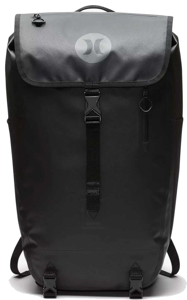 Hurley Wet and Dry Elite Backpack - Black - backpacks4less.com