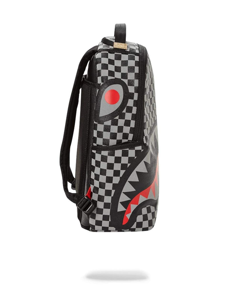 SPRAYGROUND BACKPACK REFLECTIVE SHARKS IN PARIS - backpacks4less.com