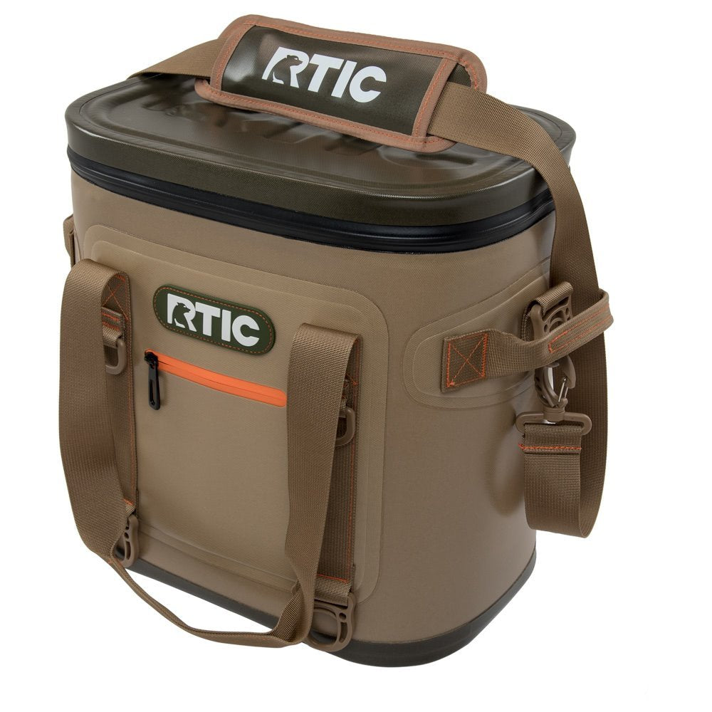 RTIC Soft Pack 20, Tan - backpacks4less.com