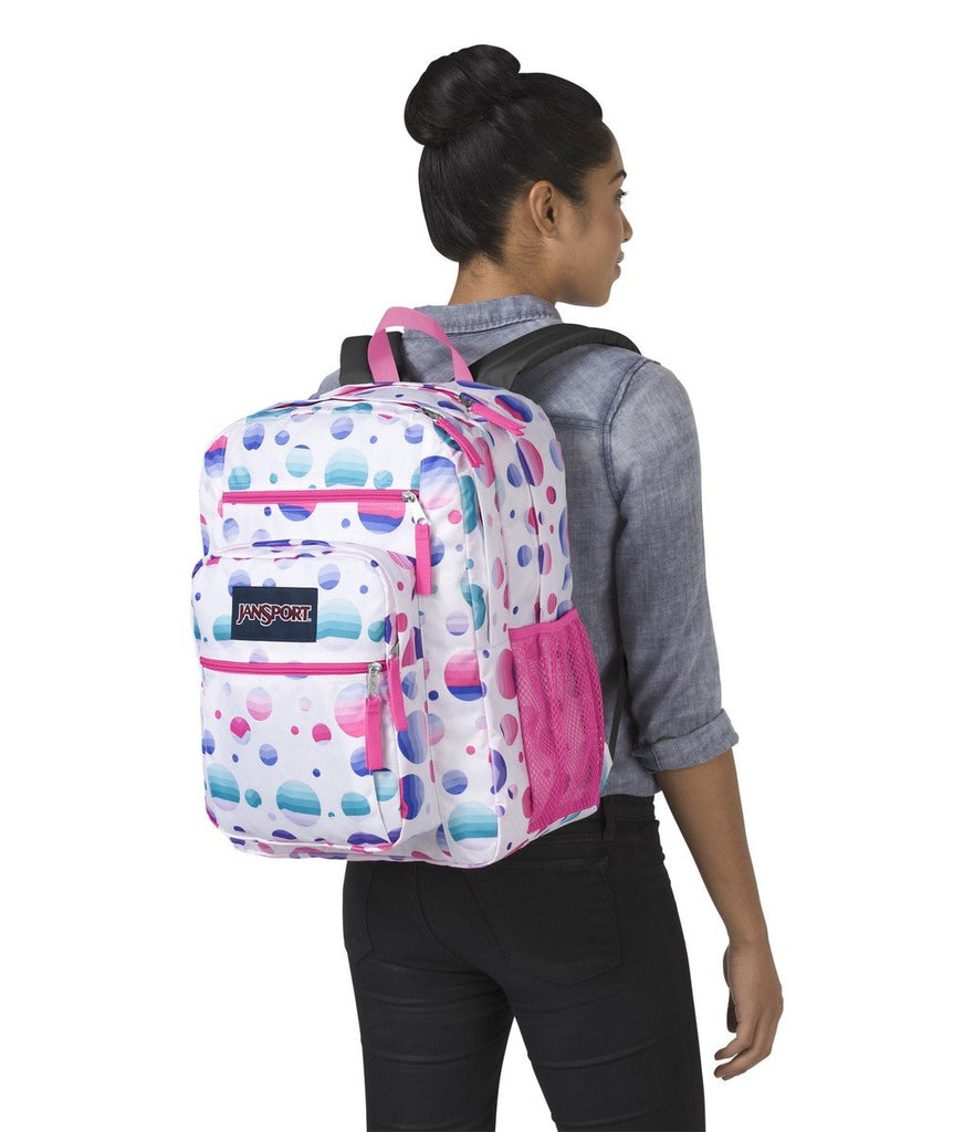 JanSport Unisex Big Student Ombre Dot One Size - backpacks4less.com