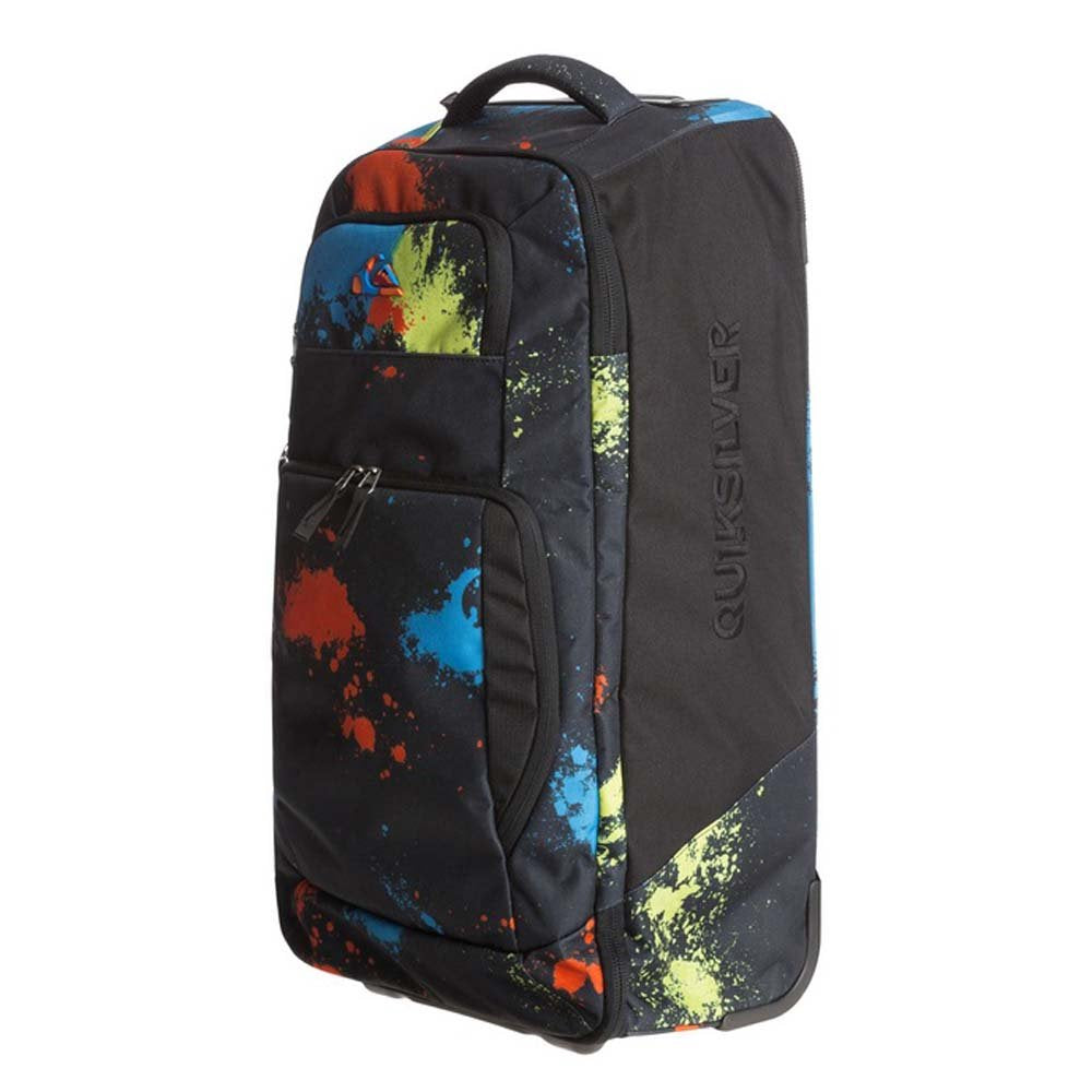 Quiksilver Roadie Blast Ma M, neon Blue, 10 x 30 x 40 cm KTMBA1311 BNM1 - backpacks4less.com