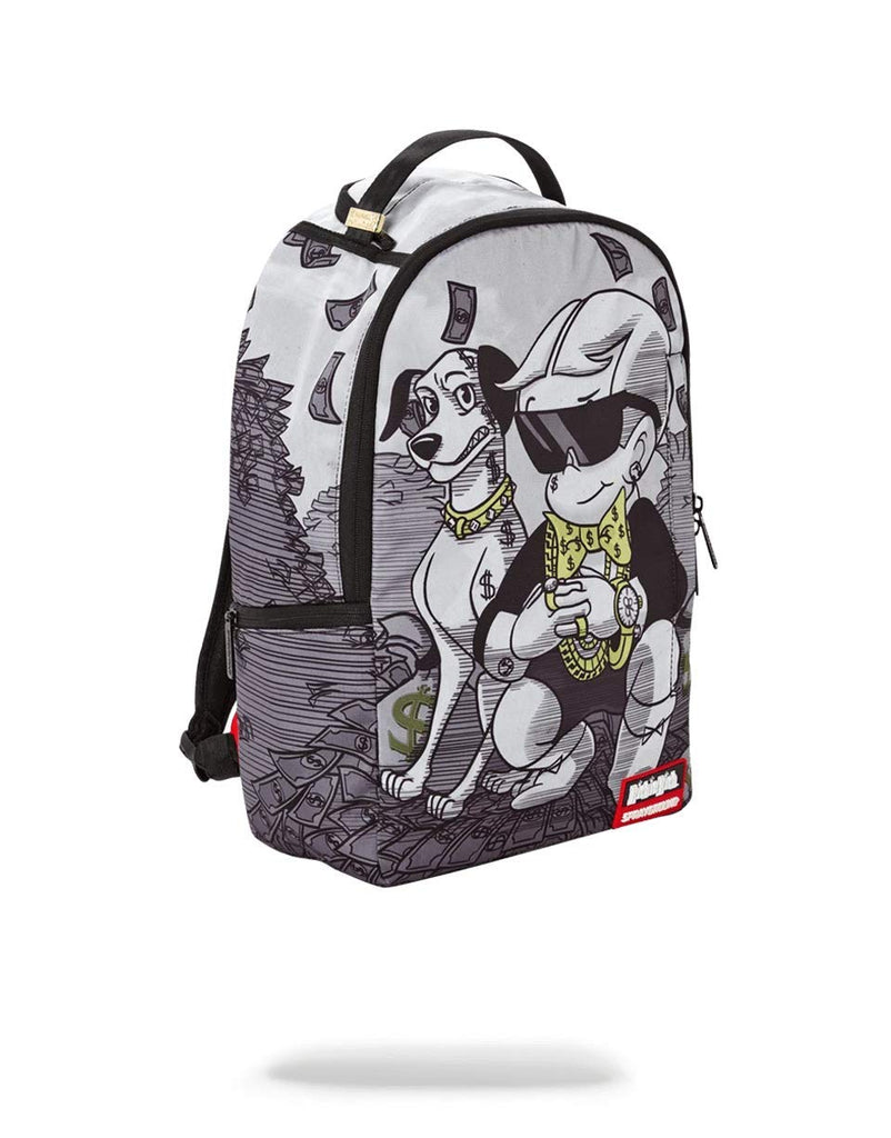 SPRAYGROUND BACKPACK RICHIE RICH MONEY STACKS - backpacks4less.com