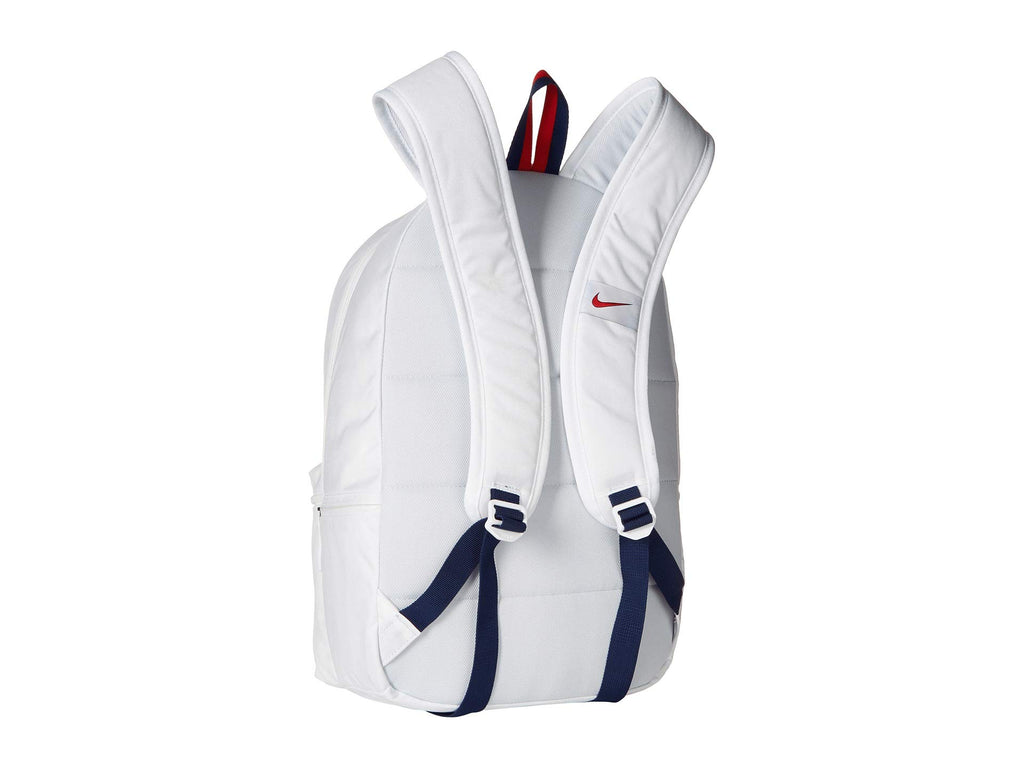 Nike USA Stadium Backpack (White) - backpacks4less.com