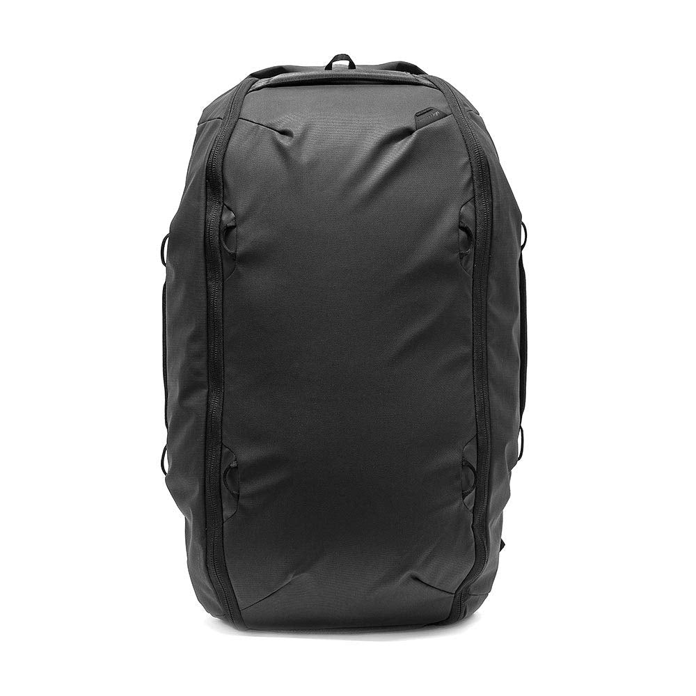 Peak Design Travel Duffelpack 45-65L (Black) - backpacks4less.com