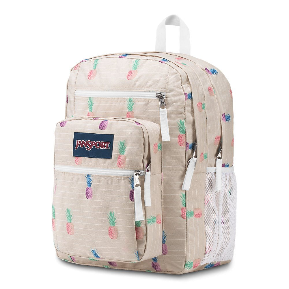 JanSport Big Student Backpack - Pineapple Punch - Oversized - backpacks4less.com