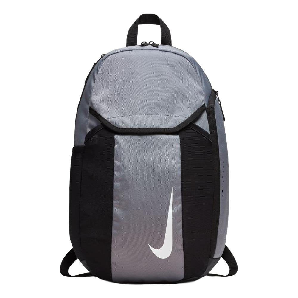 NIKE Academy Backpack (Cool Grey) - backpacks4less.com