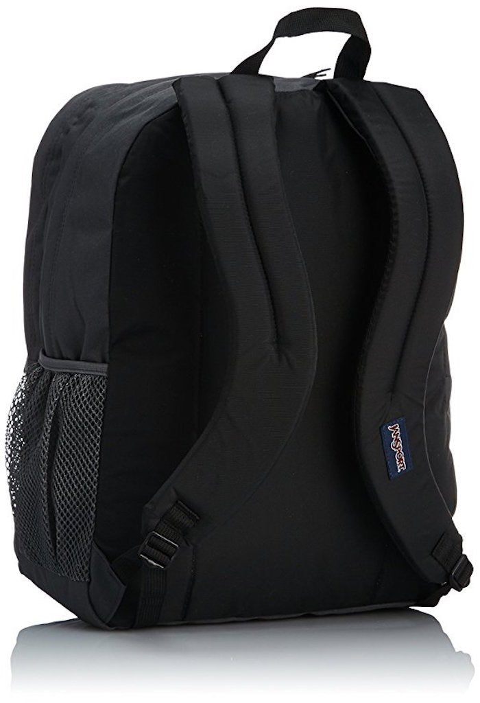 JANSPORT BIG STUDENT BACK BAG (Forge Grey) - backpacks4less.com