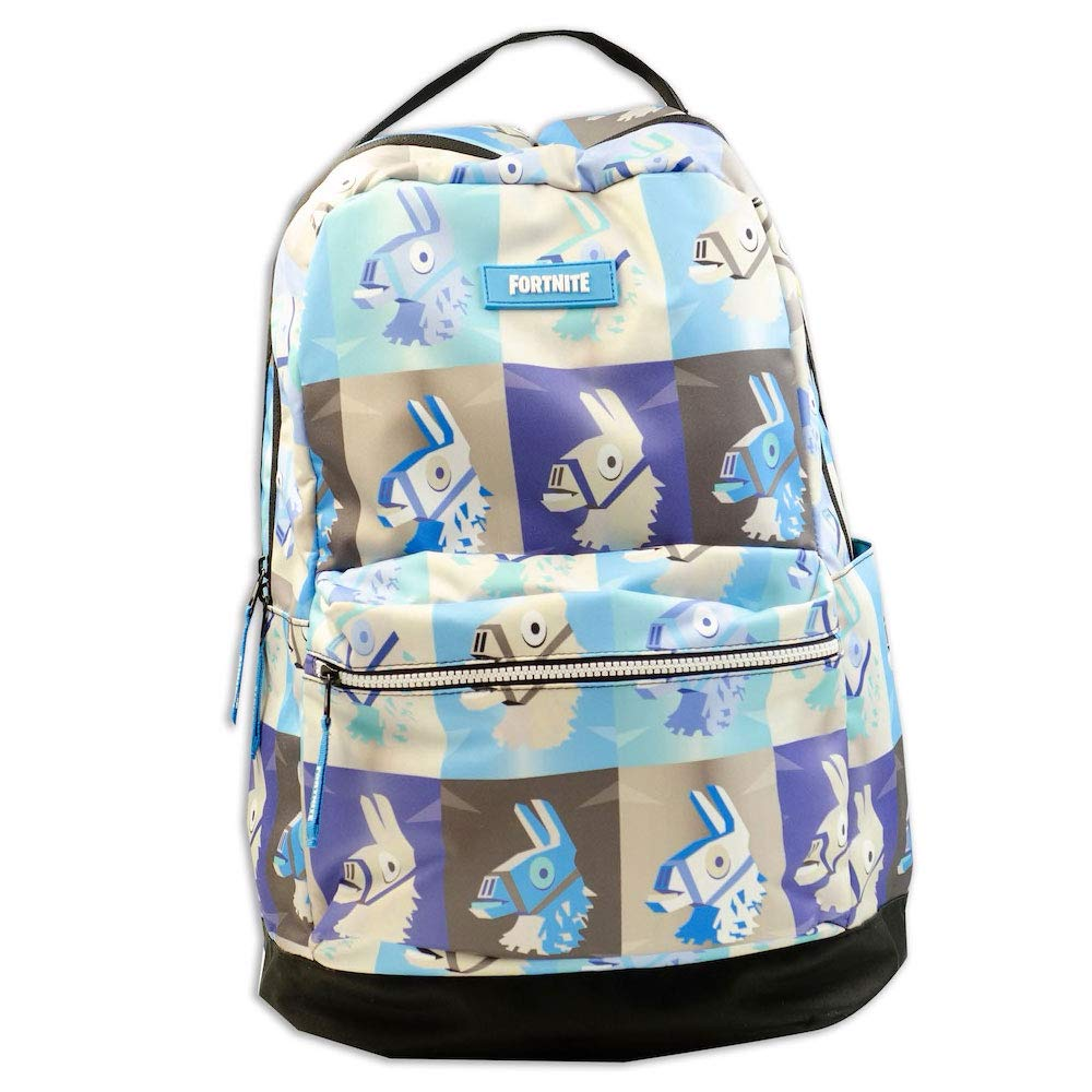 FORTNITE Kids' Big Multiplier Backpack, Blue, One Size - backpacks4less.com
