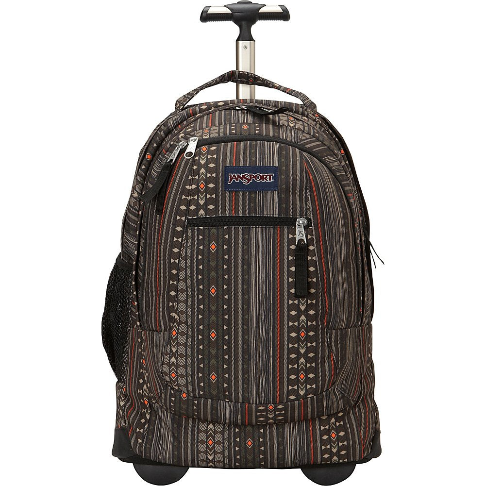 JanSport Unisex Driver 8 Mauve Mist Dot Swell One Size - backpacks4less.com