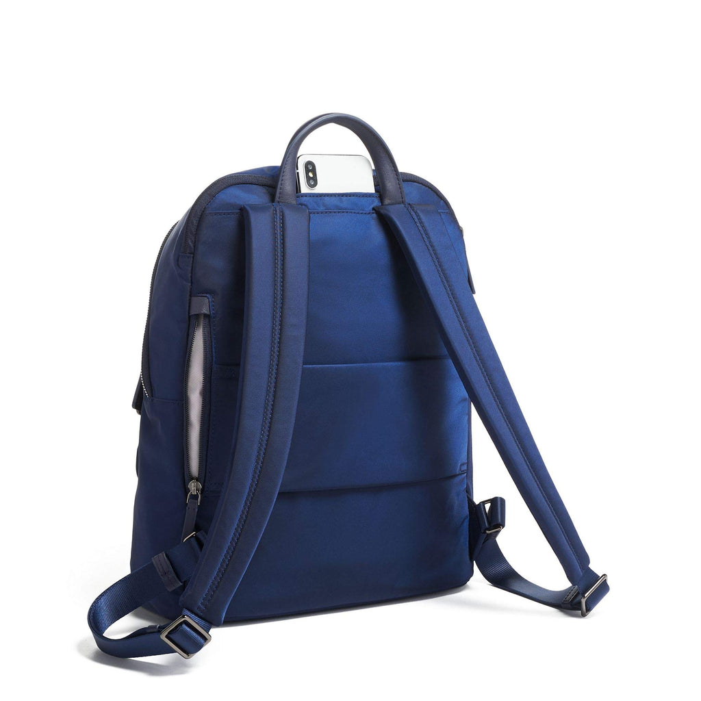 TUMI - Voyageur Hartford Laptop Backpack - 13 Inch Computer Bag For Women - Midnight - backpacks4less.com