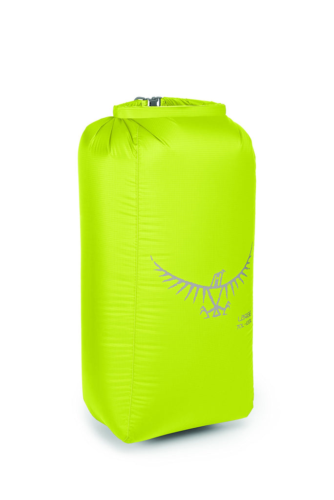 Osprey Packs Ultralight Packliner, Electric Lime, Md, Medium - backpacks4less.com
