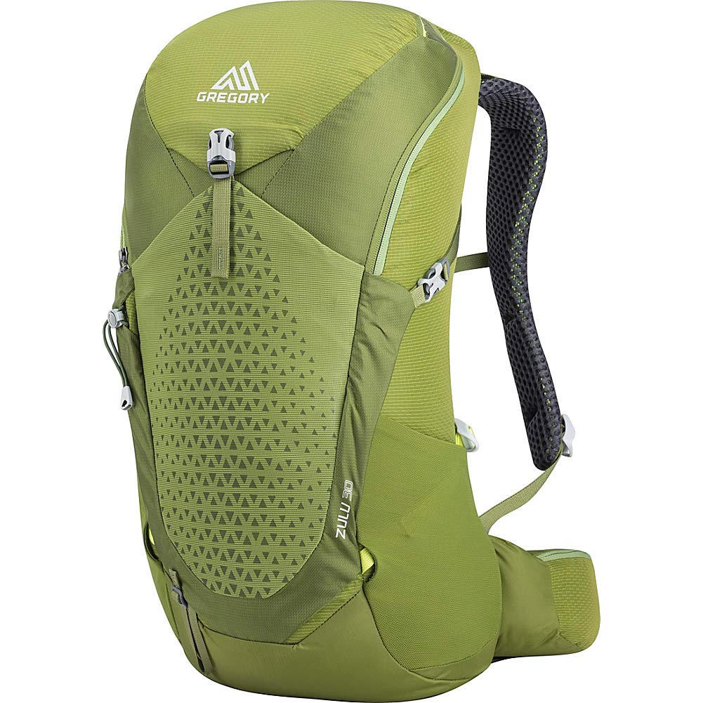Gregory Zulu 30 MD/LG Hiking Pack (Mantis Green) - backpacks4less.com