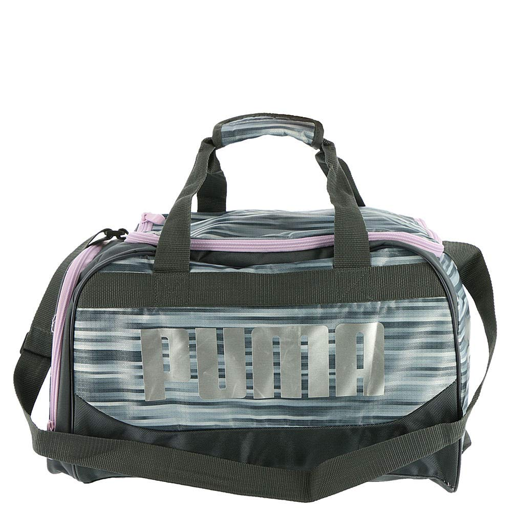 PUMA Evercat Dispatch Duffel Dark Gray One Size - backpacks4less.com