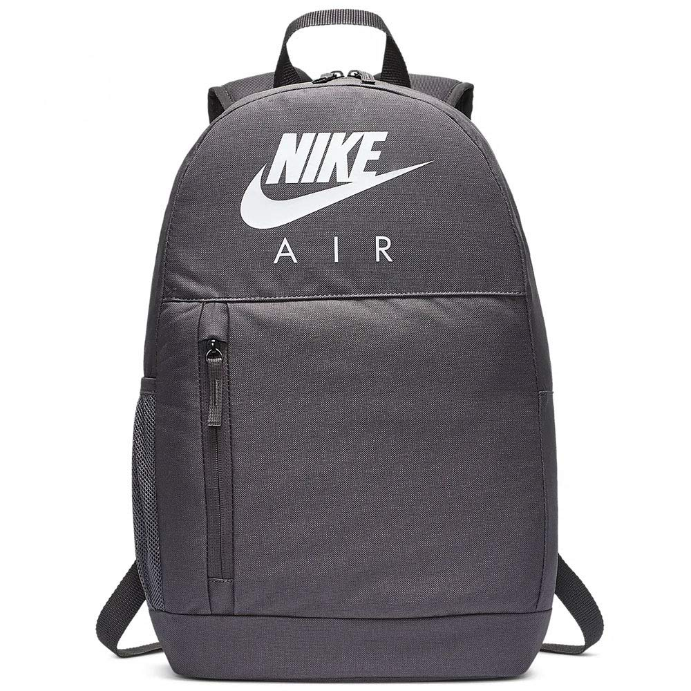 Nike Sportswear Elemental Kid's Backpack (Thunder Grey/White) - backpacks4less.com