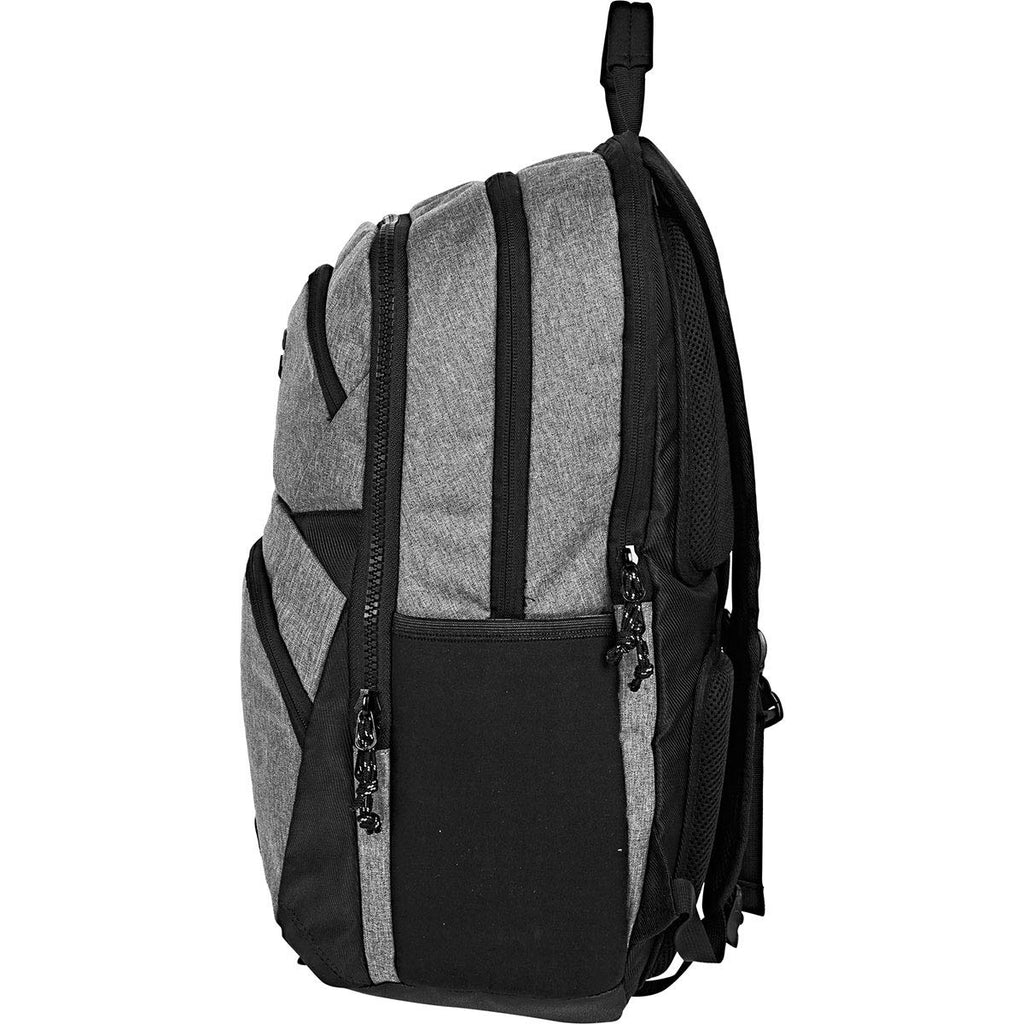 Billabong Men's Command Surf Backpack Heather Grey One Size - backpacks4less.com