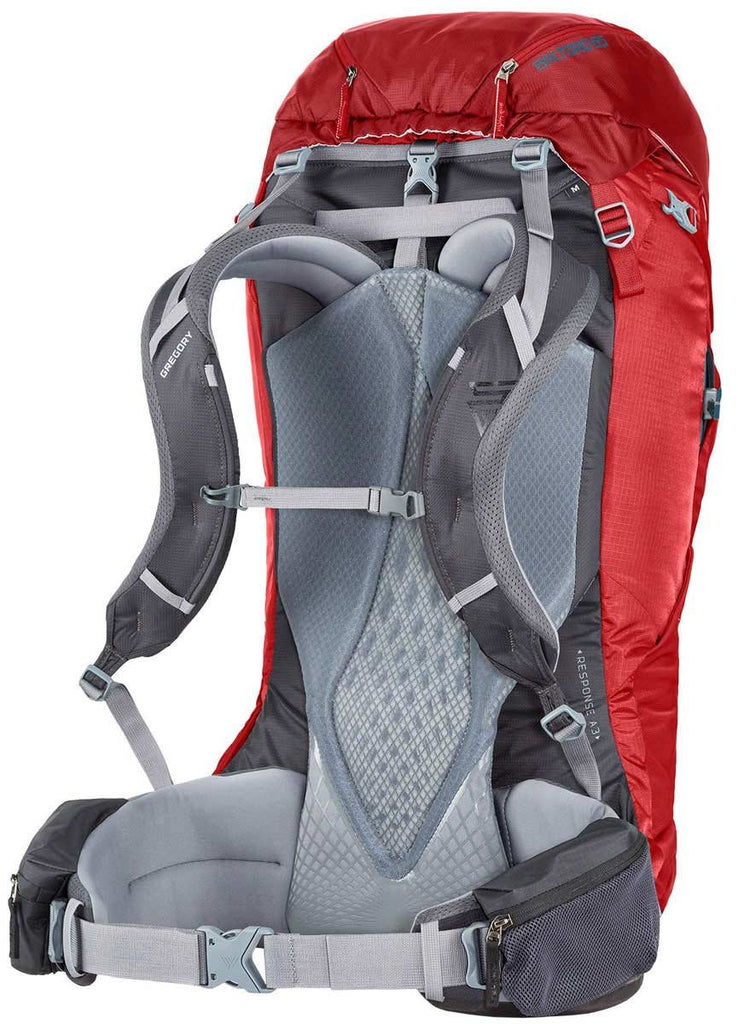 Gregory Mountain Products Baltoro 65 Liter Men's Backpack, Navy Blue, Small - backpacks4less.com