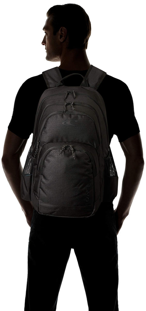O'Neill Men's Traverse Backpack, Black, ONE - backpacks4less.com