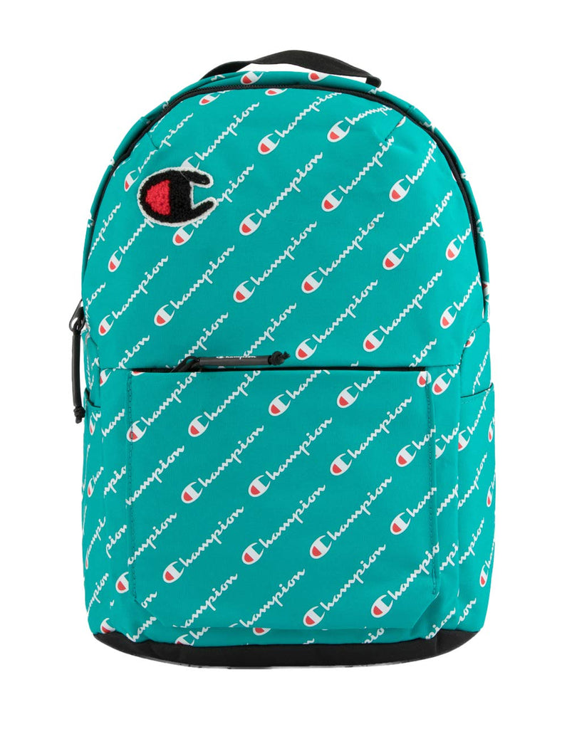 Champion Mini Supercize Script Logo Backpack - backpacks4less.com