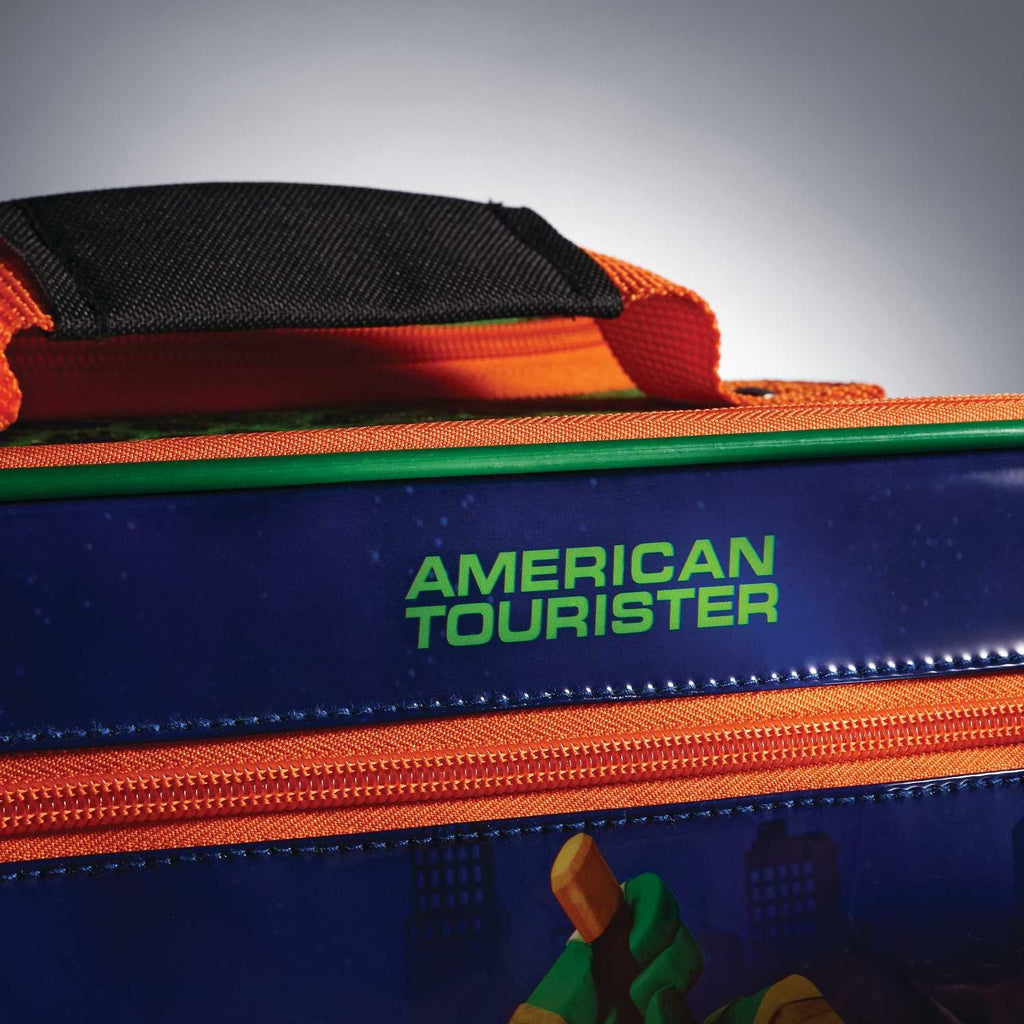 "American Tourister Kids Softside 18"" Upright, Nickelodeon Ninja Turtles - backpacks4less.com"