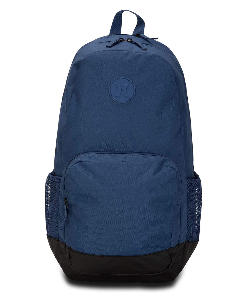 Hurley Renegade II Solid 26L Backpack - Mystic Navy - backpacks4less.com