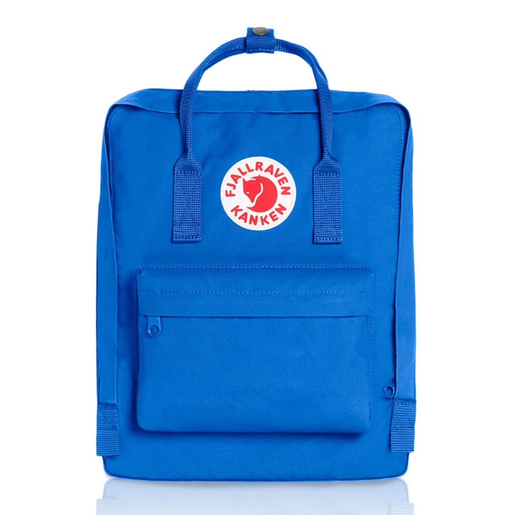 Fjallraven - Kanken Classic Backpack for Everyday, UN Blue - backpacks4less.com