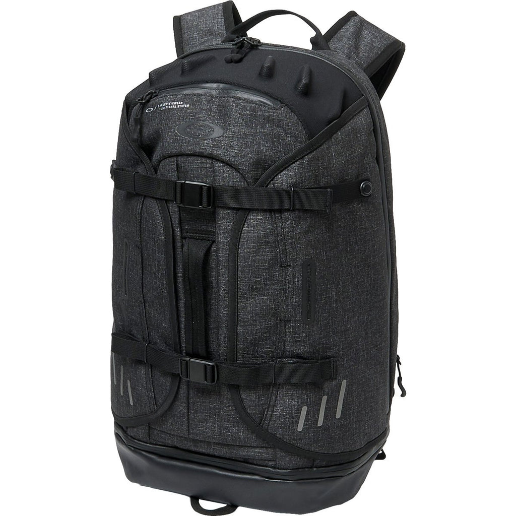 Oakley Men's Aero Backpack,One Size,Blackout - backpacks4less.com