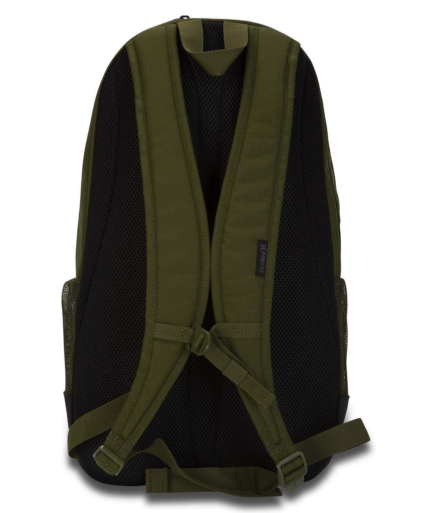 Hurley Renegade II Solid 26L Backpack - Legion Green - backpacks4less.com