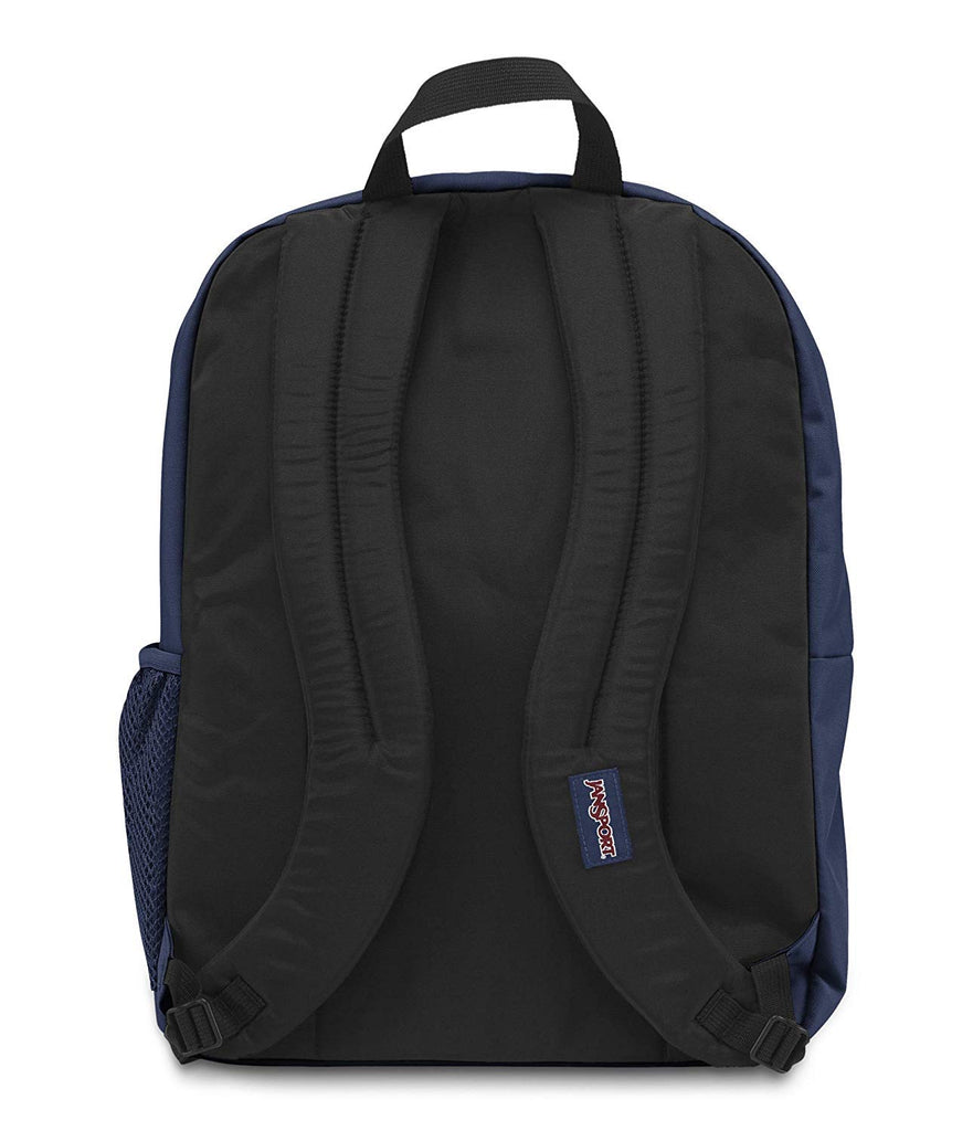 JanSport Big Student Backpack (Navy) - backpacks4less.com