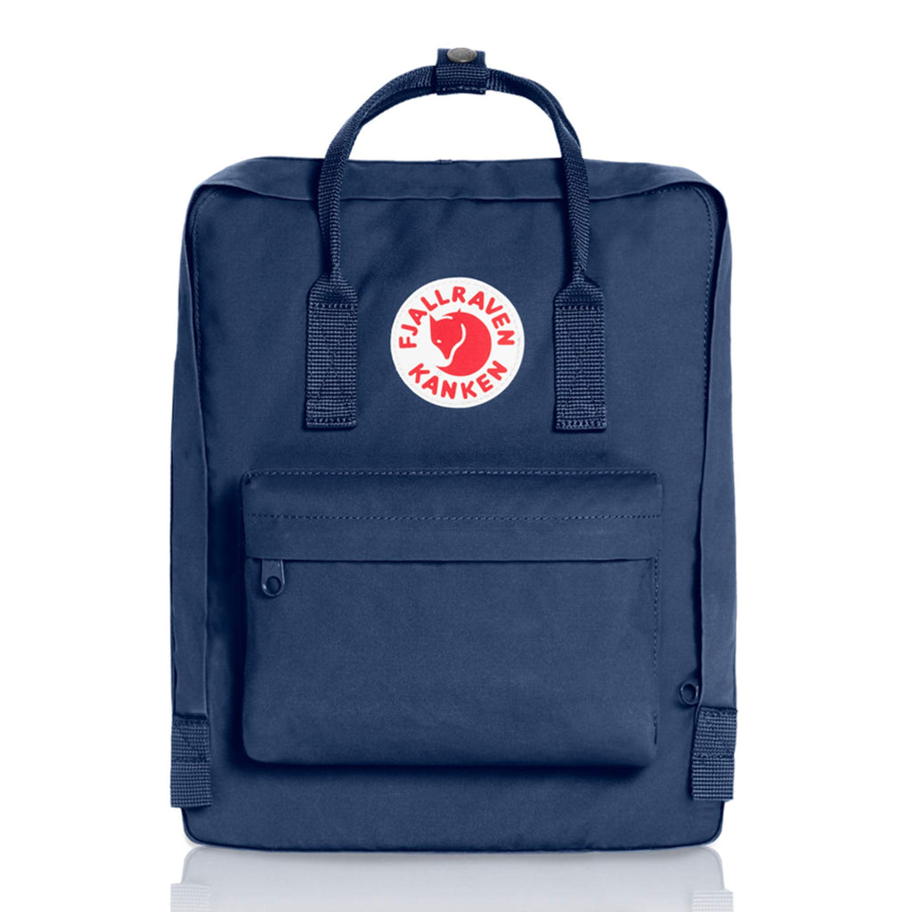 Fjallraven - Kanken Classic Backpack for Everyday, Navy - backpacks4less.com
